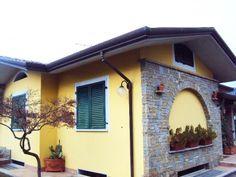 Esterno della villa A81