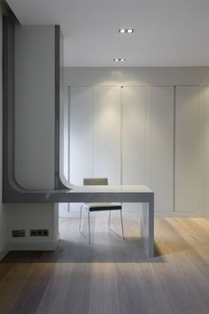 "Serrano Apartments by A-cero ""Location: Madrid, Spain"" 2010"