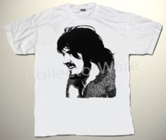 LED ZEPPELIN John Bonham drawing 2 CUSTOM ART UNIQUE T-SHIRT   Each T-shirt is individually hand-painted, a true and unique work of art indeed!  To order this, or design your own custom T-shirt, please contact us at info@collectorware.com, or visit  http://www.collectorware.com/tees-ledzeppelin_andrelated.htm