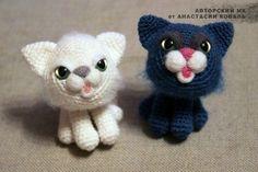 amigurumi cat free pattern - Buscar con Google
