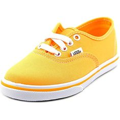 Vans Kids Classic Slip-On Skate Shoe. Padded collar and footbed for added comfort, fit, and superior shock absorption. Vulcanized construction for comfort and durability. Signature waffle outsole for enhanced board feel.