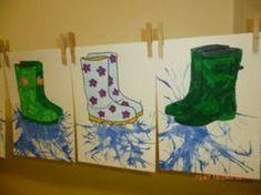 Art idea for kids Art idea for kids Kunsthandwerk 🧶 Autumn Crafts, Spring Crafts, Nature Crafts, Holiday Crafts, Kindergarten Art, Preschool Crafts, Kids Crafts, Projects For Kids, Art Projects