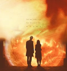 We don't w a l k a w a y. #doctorwho #eleven #series7