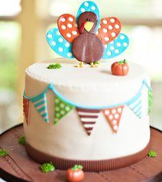 Chloe Bleu: A Thanksgiving Themed Birthday Party