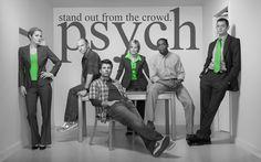 Psych Widescreen Wallpaper V by EpicActress.deviantart.com on @DeviantArt