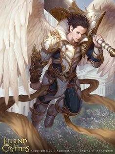 Ygrael Restoring Faith by LASAHIDO.deviantart.com on @DeviantArt