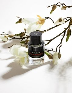 Eau de Magnolia. Perfect for this summer heat. Try it now at www.myperfumesamples.com