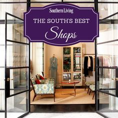 Take a peek into our favorite independent apparel and accessory retailers influencing Southern style