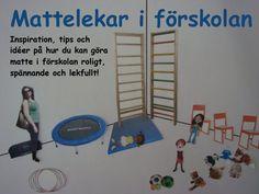 Mattelekar i förskolan: Matte-memory Preschool Learning, Preschool Crafts, Math Activities, Teaching Tips, Pre School, Special Education, Kids And Parenting, School Supplies, Kindergarten