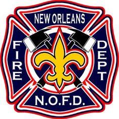 New Orleans Fire Department Emblem