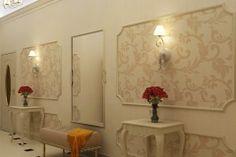 Дизайн интерьера в классическом стиле. Дизайнер Батенин Валентин