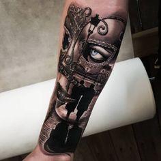 Liefhebbers van tatoeages komen weer volledig aan hun trekken (10) | Skoften.net