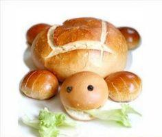 tortoise - food design