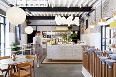 Matt Woods brews interior for second Rabbit Hole store | Australian Design Review