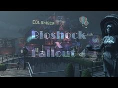 Stunning Fallout 4 settlement recreates Bioshock Infinite's Columbia - PC Gamer