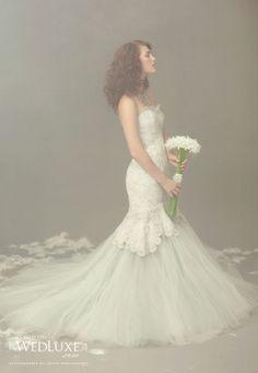 geminiphotographyontario.com - by Angela Y. Martin - romantic spring wedding - rivini dress