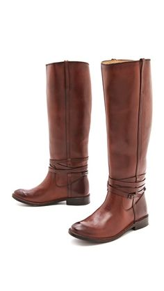 Now trending: Classic riding boots