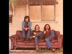 Crosby, Stills & Nash - Wooden Ships  (the music happens to be quite nice, the lyrics gave me a nightmare)