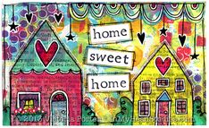 """Home Sweet Home"" ICAD : 6-23-13 