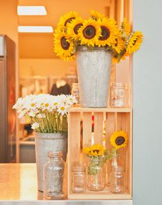 sunflower reception decor sunflower baby showers sunflower party bridal shower decorations reception decorations