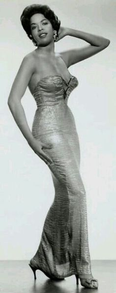 Young Della Reese