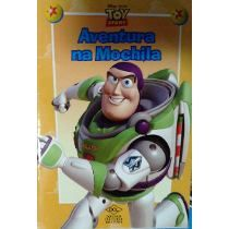 Livro Aventura Na Mochila - Toy Story