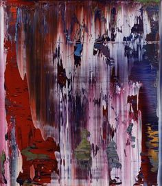 Gerhard Richter, let's move in a different direction.