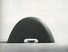 "Isamu Noguchi. Arts and Architecture. Apr 1953: 16 ""Hiroshima Memorial to the Dead…I thought sculpture need not be sculpture as things: it could be a sort of concentration of energies."""
