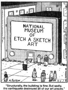 Etch a Sketch Museum