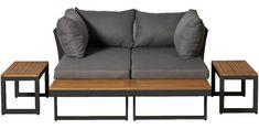 AWAY Hagegruppe Love Seat, Exterior, Couch, Garden, Furniture, Home Decor, Homemade Home Decor, Sofa, Garten