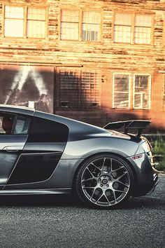 FULL THROTTLE Audi R8 GT with HRE P40SC - Marcel Lech Photography (12) (by HRE Wheels) (#FTA)