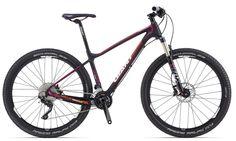 Giant Bike - Obsess Advanced 27.5 2 Comp/Berry, (http://www.rosscycles.com/obsess-advanced-27-5-2-comp-berry/)