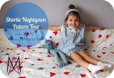 House of Estrela: Shortie Nightgown & Bloomers Tour