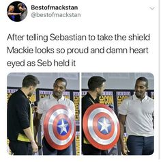 Marvel Jokes, Marvel Actors, Marvel Funny, Disney Marvel, Marvel Avengers, Marvel Comics, Captain America And Bucky, The Avengers, Bucky Barnes