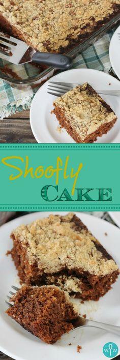 Shoofly Cake