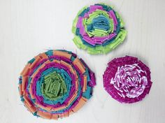 2 ways to transform fabric strips into superb flowers for quilts