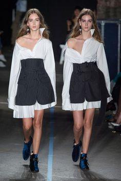 Fashion week printemps-été 2017: le meilleur des défilés new...