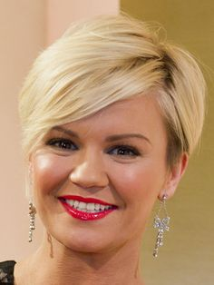 Best Womens Hairstyles For Fine Hair – HerHairdos Popular Short Hairstyles, Cute Hairstyles For Short Hair, Hairstyles For Round Faces, Short Hair Cuts For Women, Wig Hairstyles, Short Hair Styles, Short Hair 2014, Step Hairstyle, Short Cuts