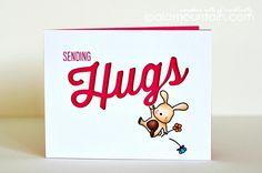 Sending hugs - Random Acts of Creativity