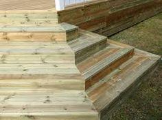 Bildresultat för bygga trappa till altan