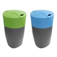 De Pack-up-Cup #drinkbeker van #LightMyFire is makkelijk mee te nemen. De beker is na het drinken tot een klein pakketje op te vouwen. Dit is lekker ruimtebesparend. #dws