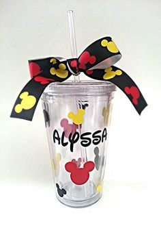 Hey, I found this really awesome Etsy listing at https://www.etsy.com/listing/181515131/personalized-disney-tumbler-personalized