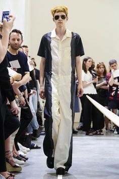 Acne Menswear Spring Summer 2016 in Paris