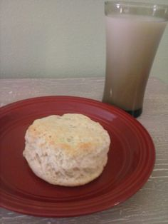 Perfect Homemade Biscuits without Buttermilk ~ Frugal Mommy Christine