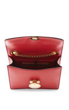 Mini Trouble Leather Bag by Marc Jacobs - Moda Operandi