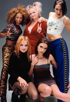 "vh1: On this day in 1996, The Spice Girls released their debut single ""Wannabe."" GIRL POWER!!:"
