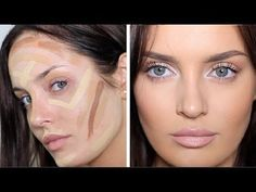 Contouring & Highlighting Full Coverage