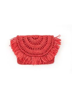 - Description - Artisan Bring this bag on vacation or out with your friends! This exotic pouch is ideal for carrying your lipstick and cellphone while adding a pop of color to any outfit. * Pouch: app