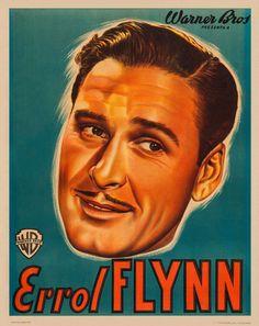 Warner Brothers presents Errol Flynn