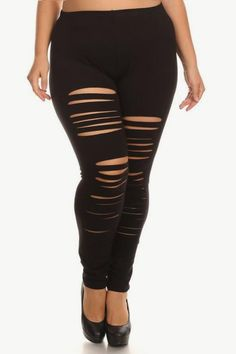 b502577793ec7b 57 Best Plus Size Leggings images in 2018 | Plus Size Leggings, Plus ...